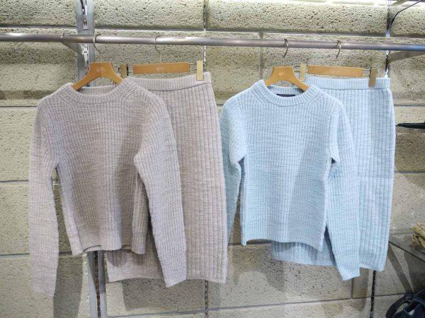 【GALANCE】Knit Set UP 入荷です?