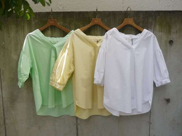 maccaroni shirt!! 入荷のお知らせ