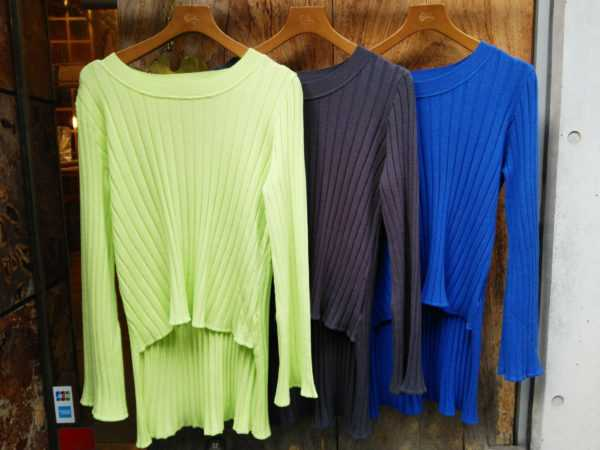 ▽ NEW !!! ▽ Myclo spring knit !! ▽
